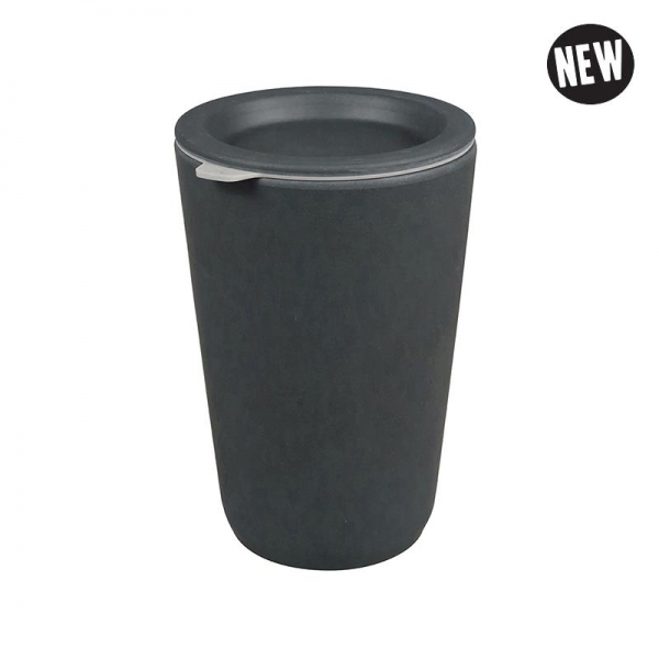 Bambus-Vorratsdose PS / BACK-UP JAR 1L - thunder grey