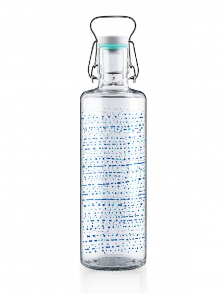 Trinkflasche 1,0l - One million drops