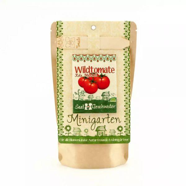 "Minigarten - Wildtomate ""Rote Murmel"" - BIO (DE-ÖKO-006)"