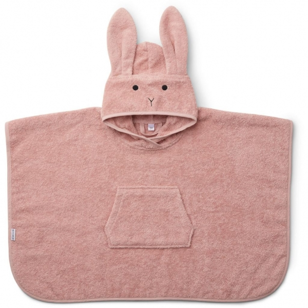 Poncho 'Orla - Rabbit rose
