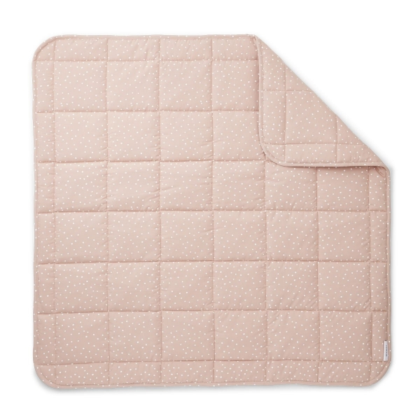 """Baby Decke """"Ebbe quilted blanket - Confetti Rose"""""""