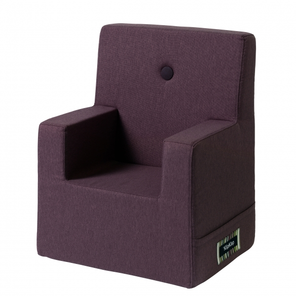 Kindersessel 'KK Kids Chair XL' - Plum / Plum