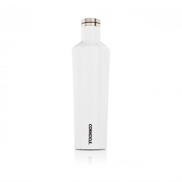 Thermosflasche 'Canteen' 0,47L - Weiß glänzend