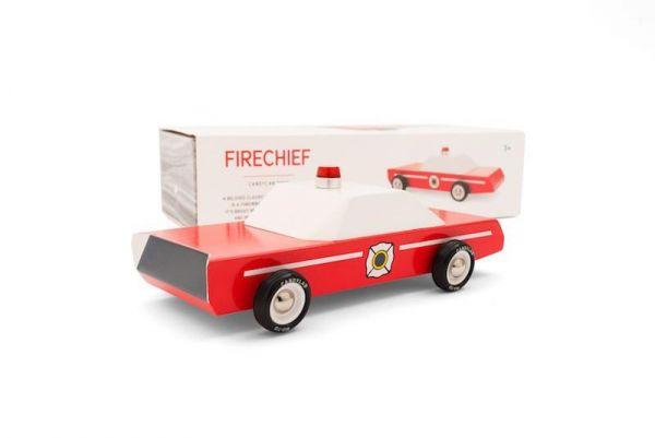 Holzauto 'Firechief'