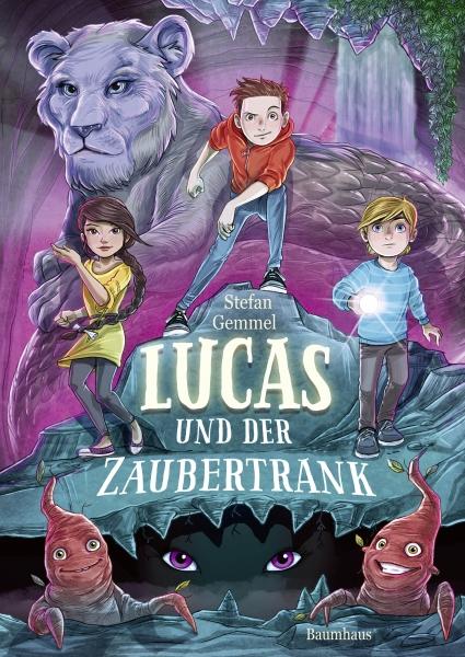 Kinderbuch 'Lucas und der Zaubertrank'