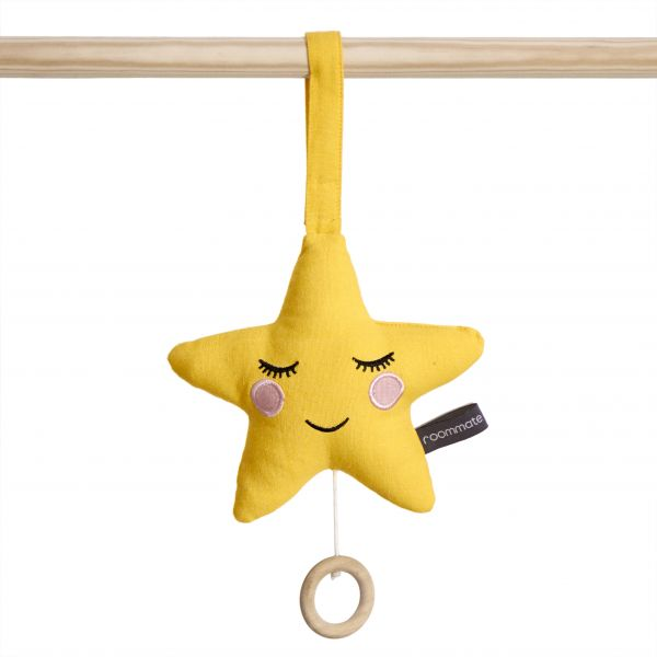 Spieluhr (Mobile) 'Stern'