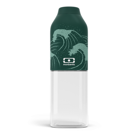 Trinkflasche 'Positive M' Graphic Nami 500ml
