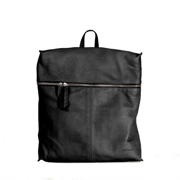 "Rucksack ""Feel Free"" Only Black"