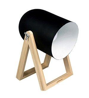 Tischlampe PS/STUDIO in schwarz