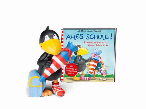 Hörfigur Rabe Socke - Alles Schule!