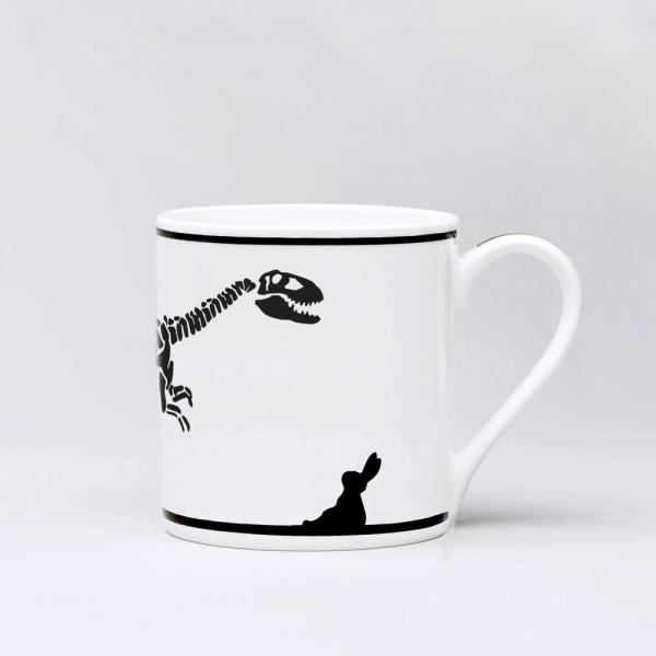Trinktasse 'Dinosaur Rabbit'