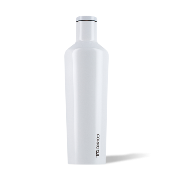 Thermosflasche 'Canteen' 0,75L - Dipped Modernist White