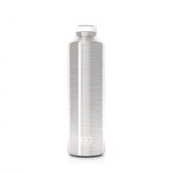 Thermosflasche 'MB Steel Silver'