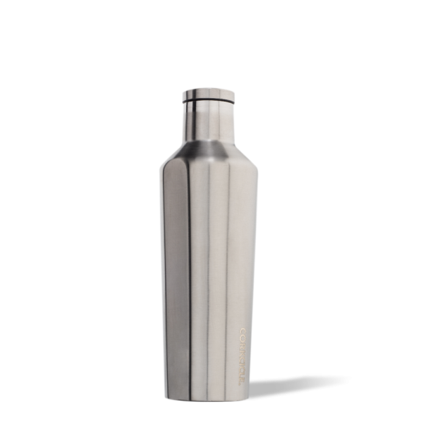 Thermosflasche 'Canteen' 0,74L - Brushed Steel