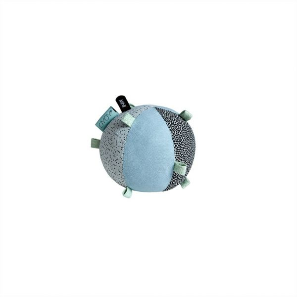 Baby-Greifball 'Puzzle Baby Ball - pale blue`