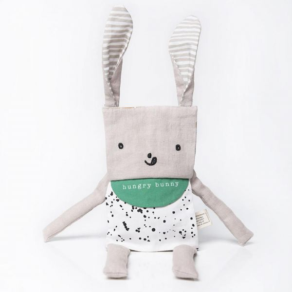 Stoffpuppe 'Flippy Friend Bunny'