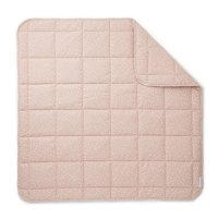"Baby Decke ""Ebbe quilted blanket - Confetti Rose"""