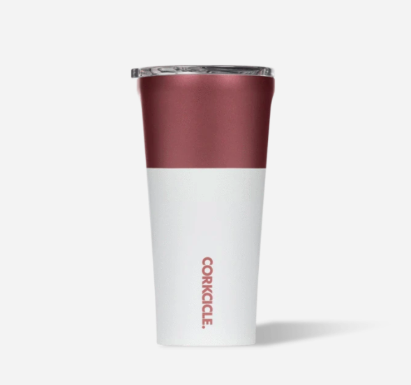 Coffee to go - Thermosbecher 'Tumbler' 0,47L - Color Block Rose