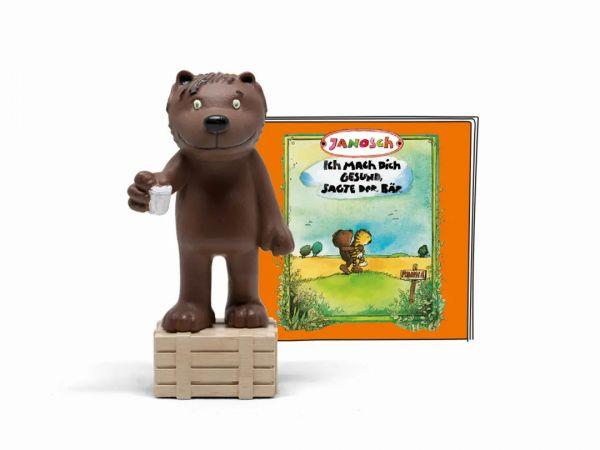 Hörfigur Janosch - Ich mach dich gesund, sagte der Bär