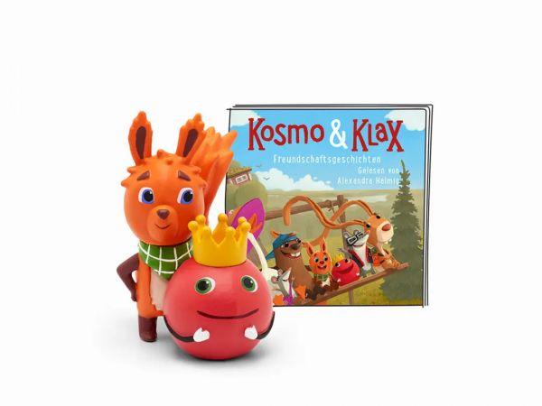 Hörfigur Kosmo und Klax - Freundschaftsgeschichten