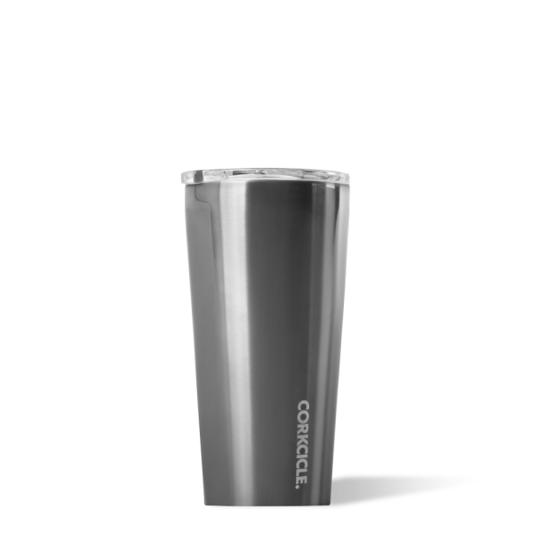 Coffee to go - Thermosbecher 'Tumbler' 0,47L - Metallic Gunmetal