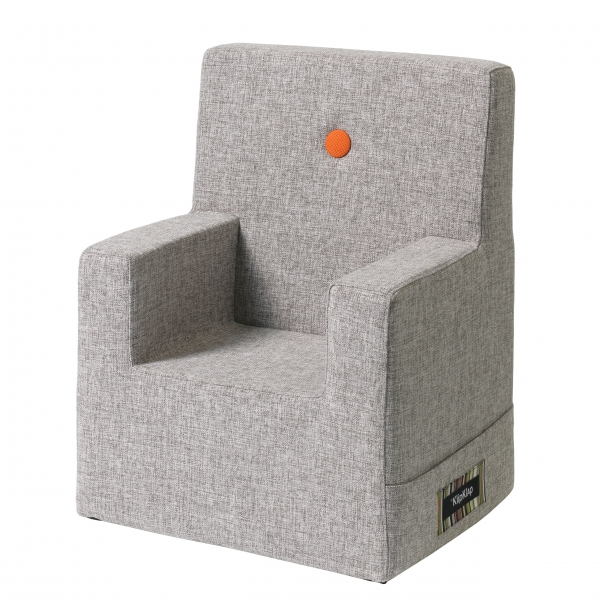 Kindersessel 'KK Kids Chair XL' - Multi Grey / Orange