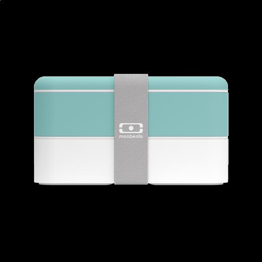 "Bentobox / Lunchbox ""Original green Lagoon"""
