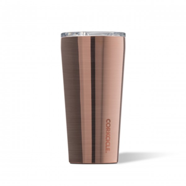 Coffee to go - Thermosbecher 'Tumbler' 0,47L - Metallic Copper