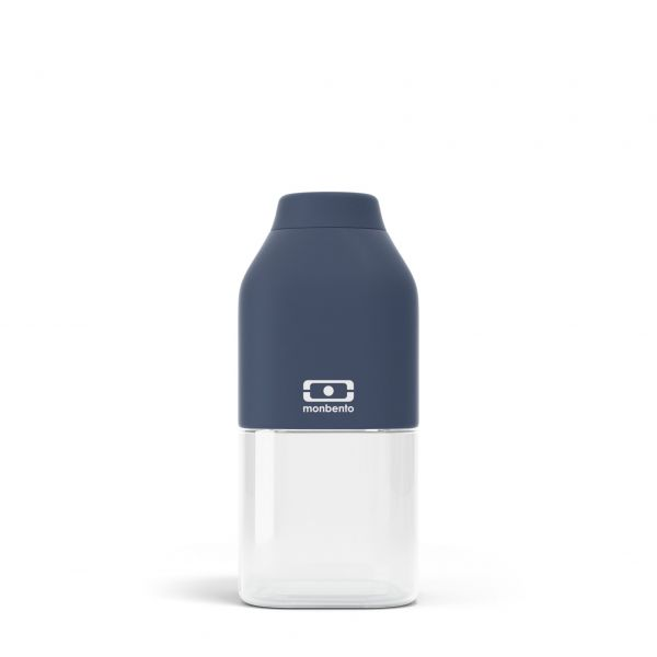 Trinkflasche 'Positive S Infinity Blue' 330ml
