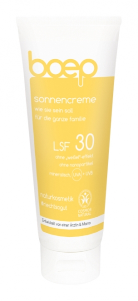Sonnencreme - LSF 30 (50ml)