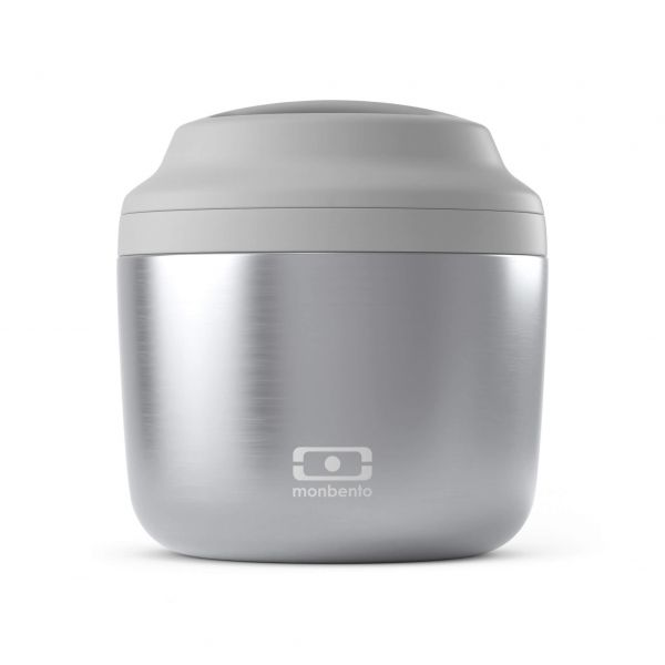 """Thermo-Lunchbox """"MB Element Silver"""" (neu)"""