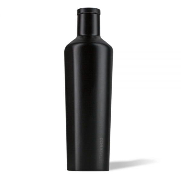 "Thermosflasche ""Canteen"" 0,75L - Dipped Blackout"