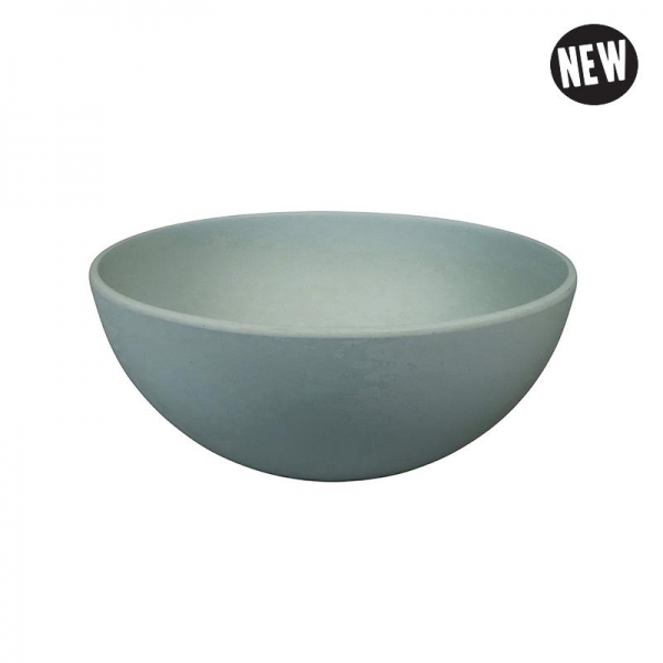 Bambusschüssel 'Plus-Size Bowl' - Powder Blue