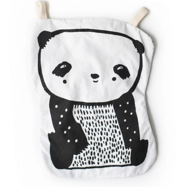 """Baby Knistertuch """"Crinkle Toy - Panda"""""""