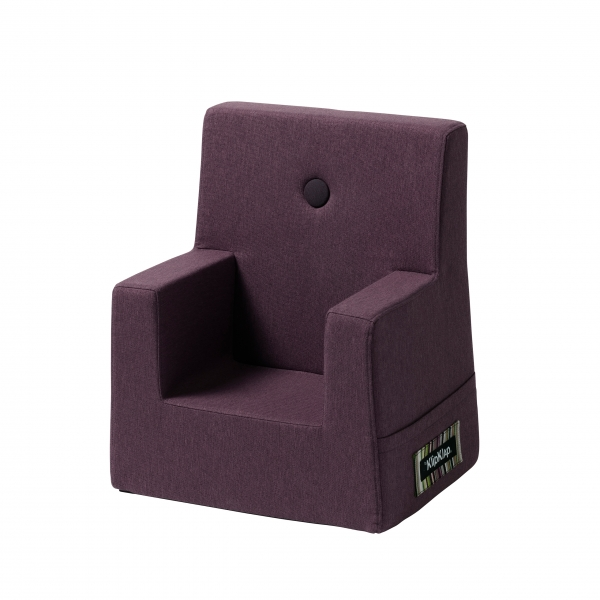 Kindersessel 'KK Kids Chair' - Plum / Plum