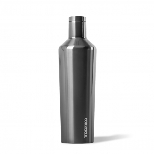 Thermosflasche 'Canteen' 0,74L - Gunmetal