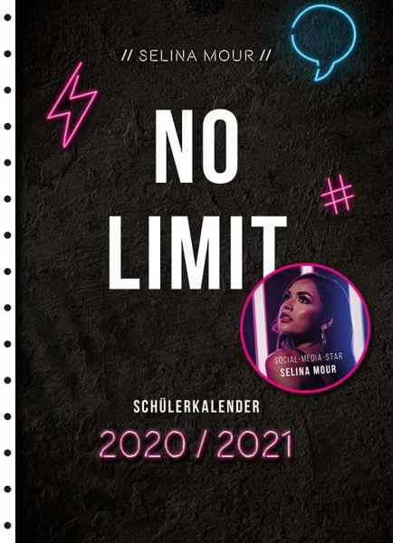 Schülerkalender 2020/2021 'no limit'