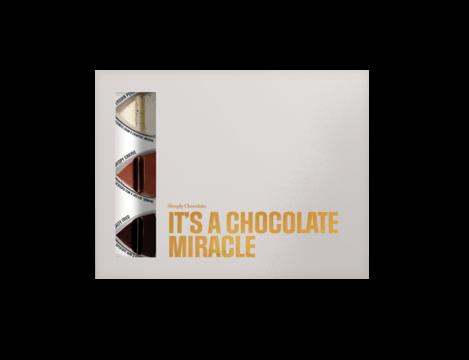 It´s a chocolate miracle - Schokoladenpralinenmischung