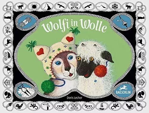 """Kinderbuch """"Wolfi in Wolle"""""""