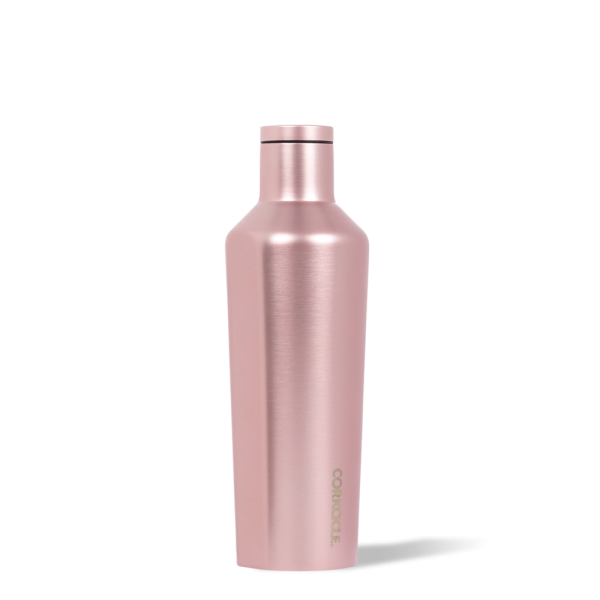 Thermosflasche 'Canteen' 0,47L - Metallic Rose