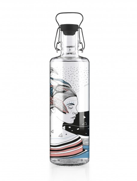 Trinkflasche 1l - Spirit of nature